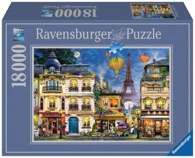 Ravensburger Paris 18000 biter