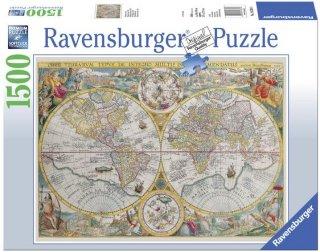 Ravensburger Verdenskart 1594