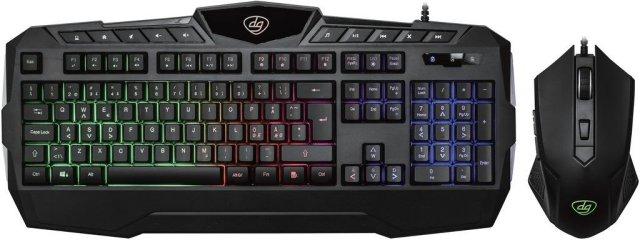 Best pris på Dacota Gaming Eternity (Nordic) Tastatur