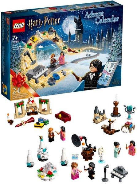 LEGO Harry Potter 75981 adventskalender
