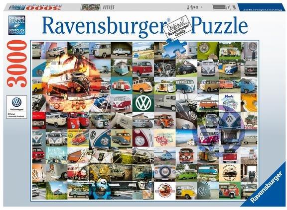 Ravensburger 99 VW biler