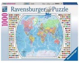 Politisk verdenskart
