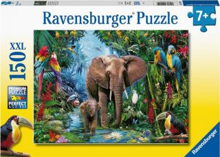 Ravensburger Safari dyr 150 biter