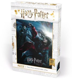 Ravensburger Harry Potter and the Goblet of Fire 500 biter