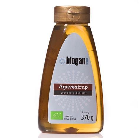 Biogan Økologisk Agave Sirup 350g