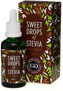 Sweet Drops of Stevia 50ml