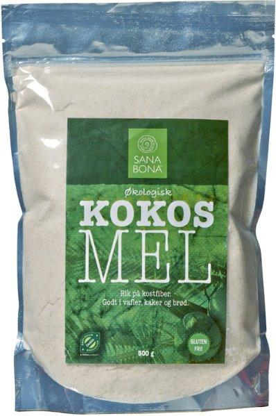 Sana Bona Kokosmel 500 g