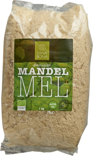Sana Bona Mandelmel 1kg