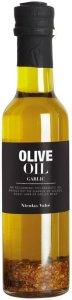 Olivenolje med hvitløk 25cl