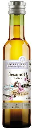 BioPlanète Sesamolje Native  250ml