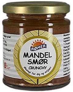 Mandelsmør Crunchy Glutenfri 170g