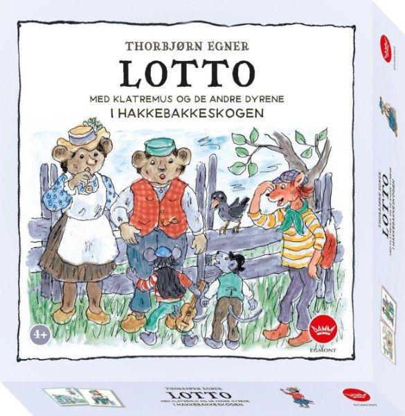 Egmont Lotto Hakkebakkeskogen