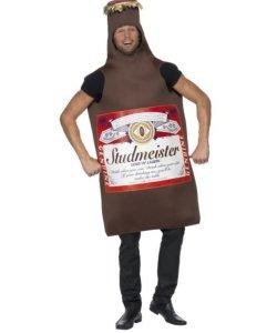 Studmeiser Øl flaske kostyme