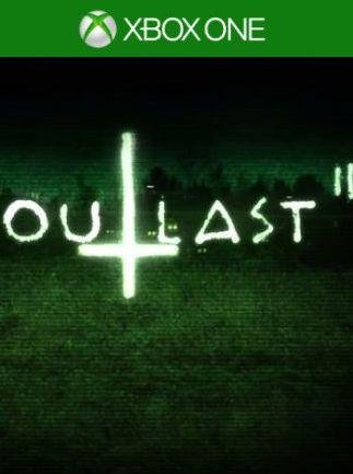 Outlast 2 til Xbox One