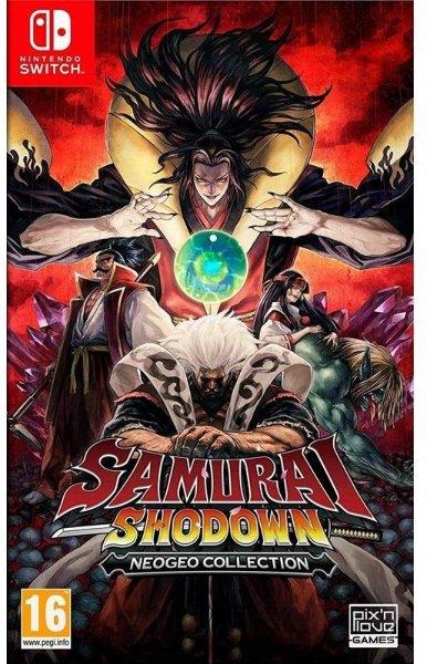 Samurai Shodown NeoGeo Collection til Switch