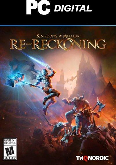 Kingdoms of Amalur: Re-Reckoning til PC