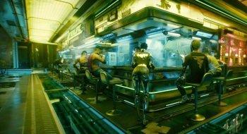 Slik ser Cyberpunk 2077 ut med «ray tracing»