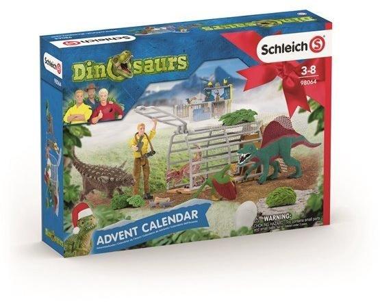 Schleich Dinosaurs 2020 adventskalender