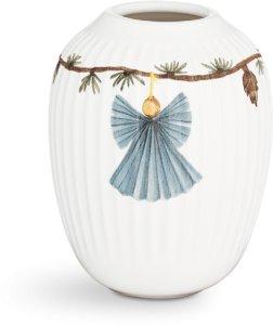 Kähler Hammershøi Jul vase 10cm