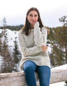 Nansen Sweater Split Seam