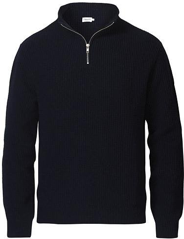 Filippa K Harrod Zip Wool/Cashmere Sweater