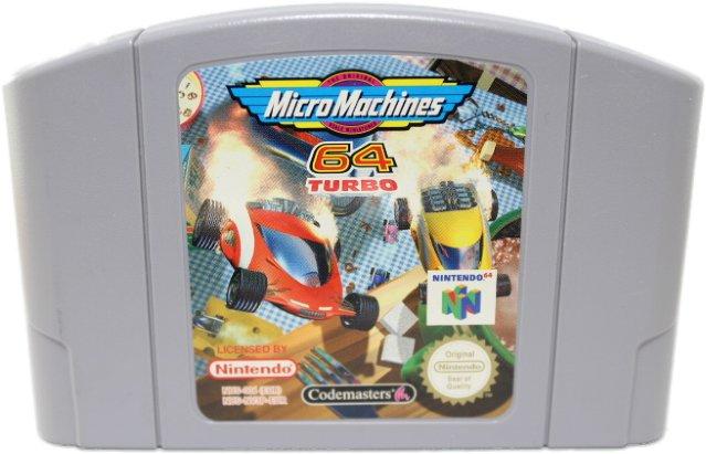 Micro Machines til Nintendo