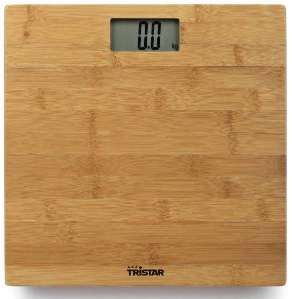 Tristar Badevekt 180 kg bambus