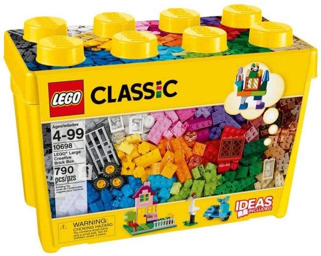 LEGO Classic 10698 Kreative store klosser