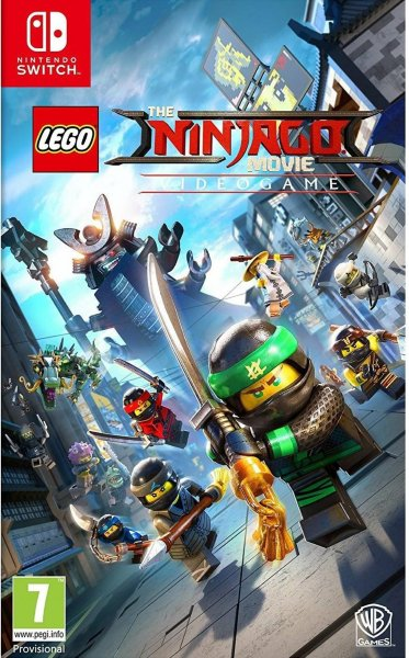 Travellers Tales The LEGO NINJAGO Movie Video Game