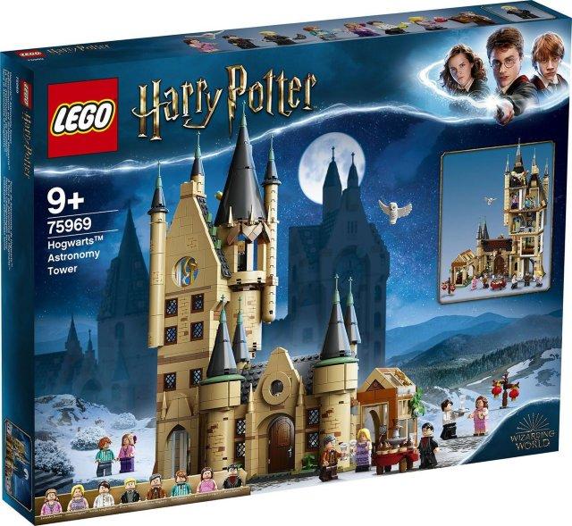 LEGO Harry Potter 75969 Galtvorts Astronomitårn