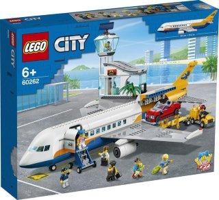 City Airport 60262 Passasjerfly