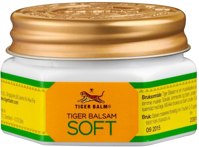 Tigerbalsam Soft 25g