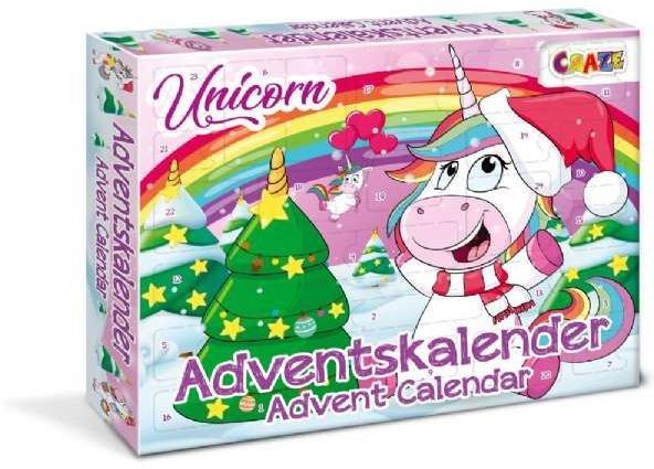 Craze Unicorn Adventskalender