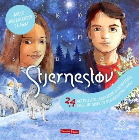 Vigmostad Bjørke Stjernestøv. Julekalender 2020