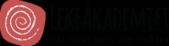 Lekeakademiet logo