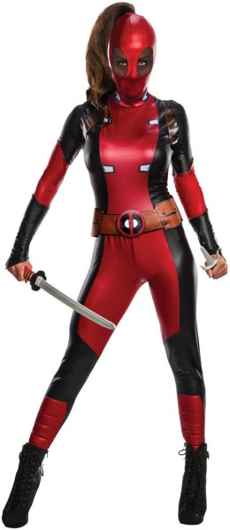 Rubies UK Deadpool Kostyme