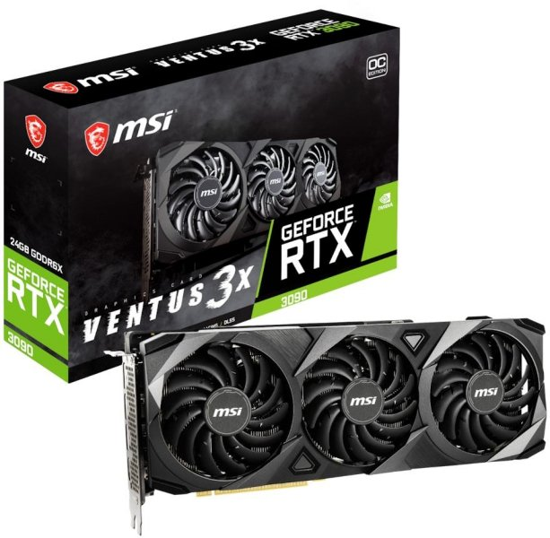 MSI GeForce RTX 3090 Ventus 3X OC