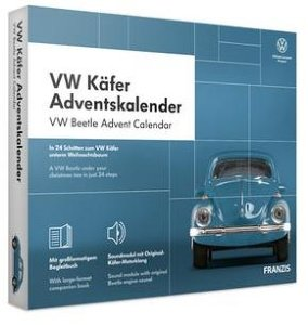 Volkswagen Boble adventskalender