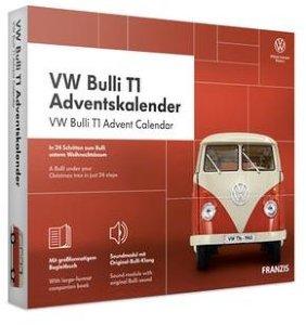 VW Folkevognbuss T1 adventskalender