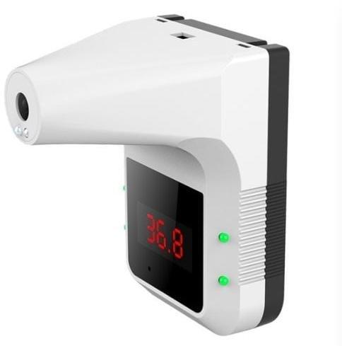 Vegghengt febertermometer med IR-teknikk