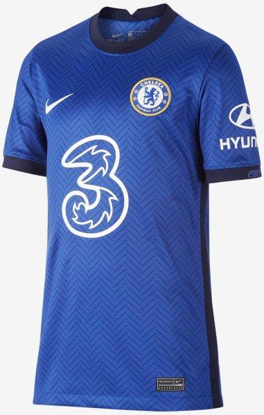 Nike Chelsea FC Hjemmedrakt 2020/21 (Barn)