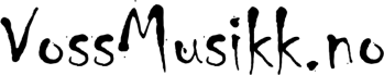Voss Musikk logo