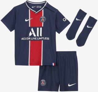 Paris Saint-Germain Hjemmedrakt 2020/21 (Sped-/småbarn)