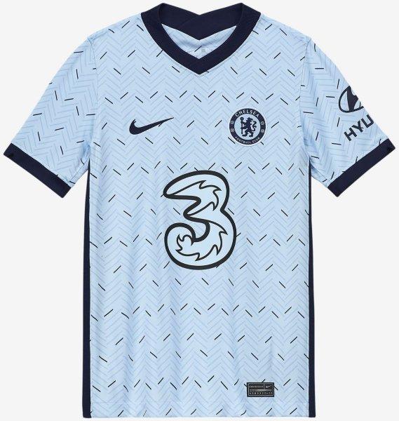 Nike Chelsea FC Stadium Bortedrakt 2020/21 (Barn)