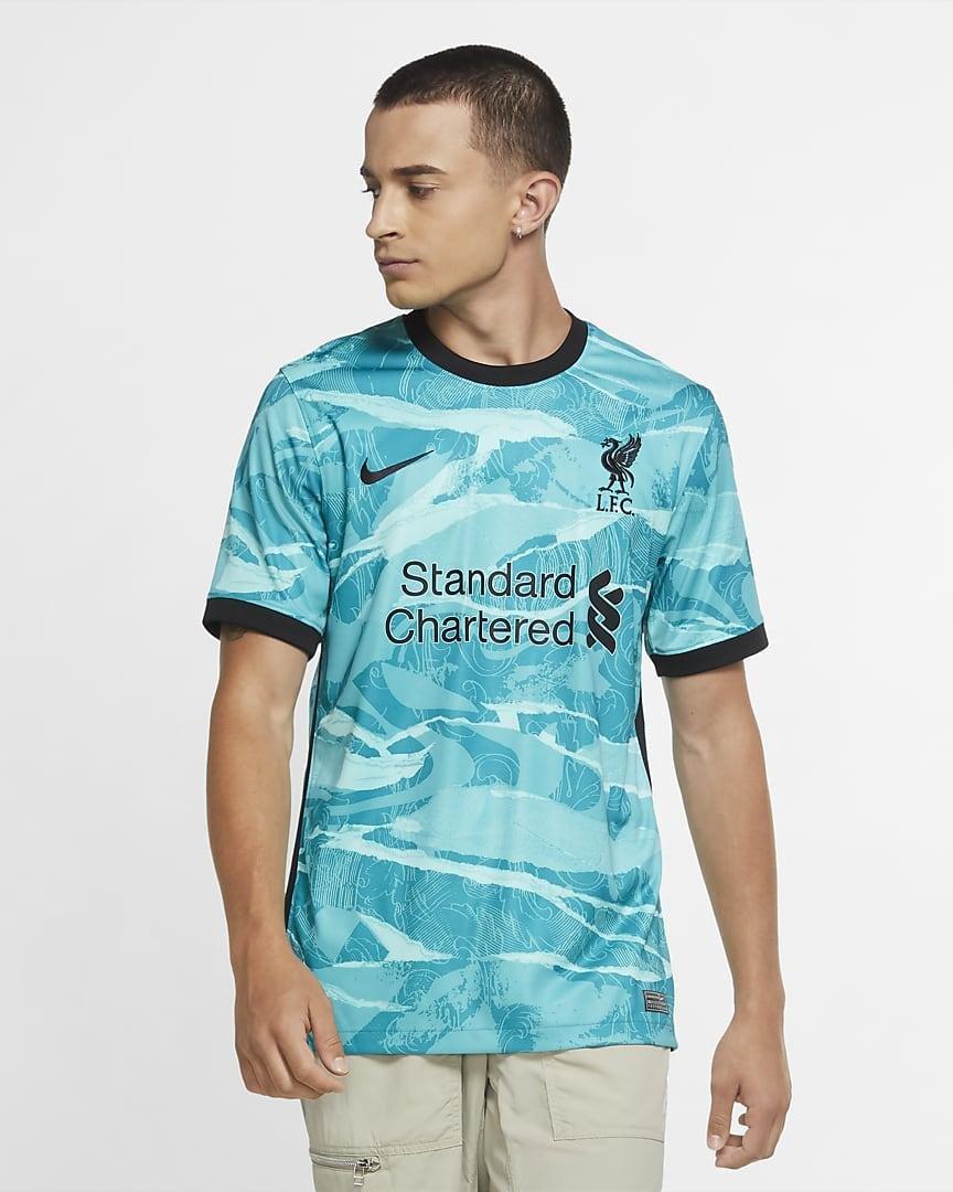 Best pris på Nike Liverpool FC Stadium Bortedrakt 202021 (Dame)