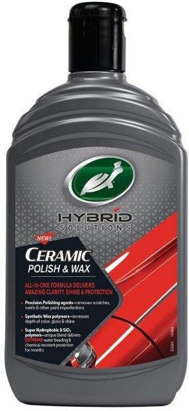 Turtle Wax Hybrid Solutions Ceramic Polish & Wax 414 ml