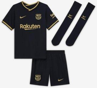 FC Barcelona Bortedrakt 2020/21 (Barn)