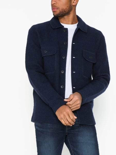 Selected Homme Neal Workwear Cardigan