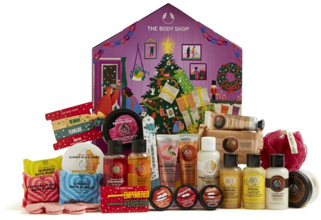 The Body Shop Original julekalender