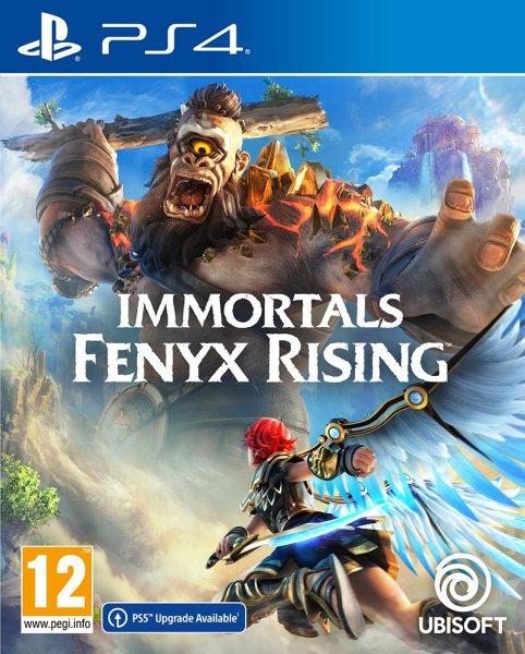 Immortals Fenyx Rising til Playstation 4